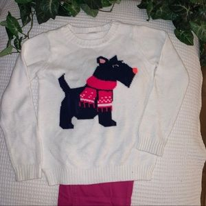 Carters sweater